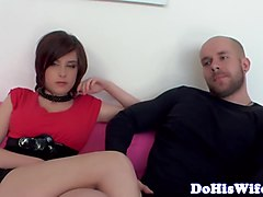 Bigtit wife cockriding before doggystyle
