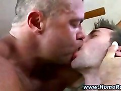 Hot straight guy turns gay