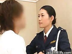 Asian gal has fucking and sucking part4