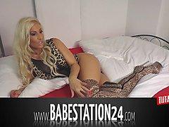 Nackt babestation 24 Babestation Videos