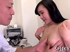 chick loves being stripped and fucked