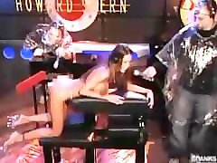 tabitha stevens in the robospanker - howard stern show