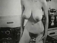Vintage 1950s Pussy