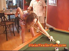 Young Milf Fucked In My Game Room