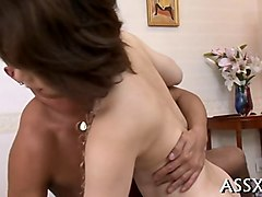 japanese wife gets fucked apart with a double penetration