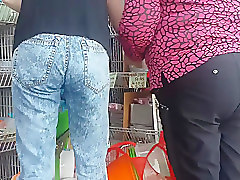 dirty granny gets fucked by a stiff young dick