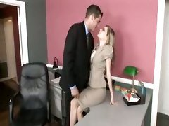 Nicole Ray In The Office