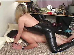Fm Strap On With Michelle St. James