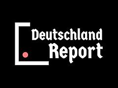 Deutschland Report - Amateur German babe enjoys pickup, fuck and cum on tits in the bar