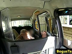 bigtitted english amateur rammed in cab