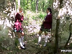 school girls taissia and lindsay hard anal