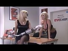 Pierced German MILF Whore Fisted - 2 Scenes