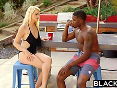 blacked megan rain surprise interracial threesome