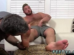videos boy gay feet extreme aaron bruiser lets me worship his big sexy feet