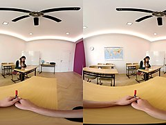 vr bangers- foreign exchange student fucked hard by her teacher