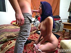 hairy arab creampie first time took a splendid refugee home